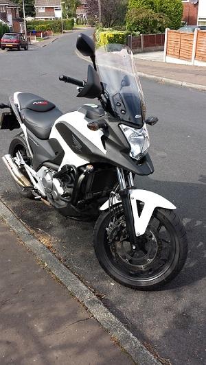 Dentonlad - my X and other bikes