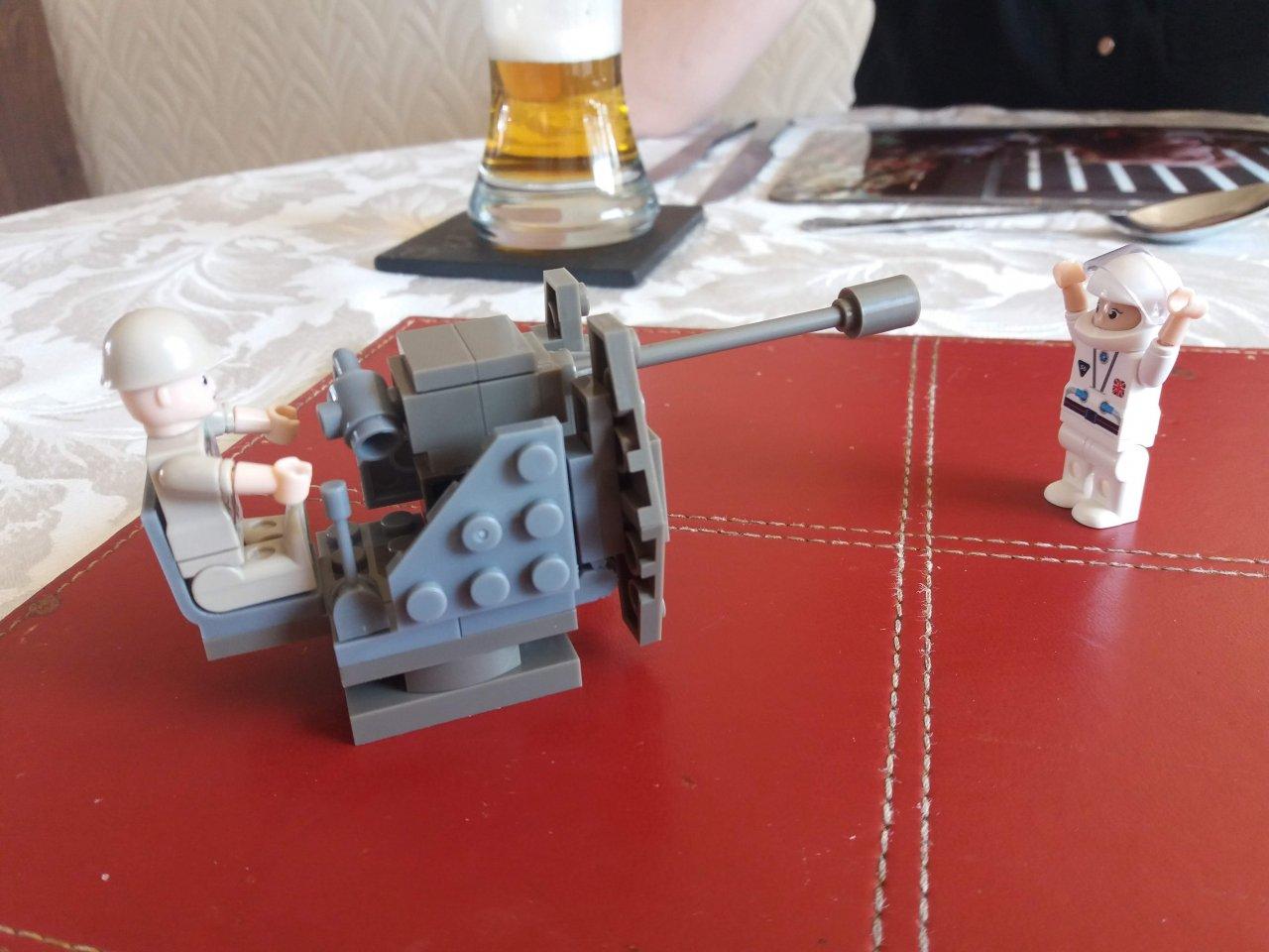North Korean Lego